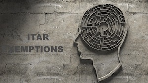 The ITAR and U.K. Exemptions, Better Read the Regulations Carefully